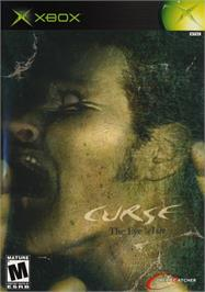 Box cover for Curse: The Eye of Isis on the Microsoft Xbox.