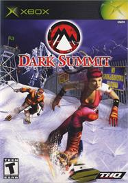 Box cover for Dark Summit on the Microsoft Xbox.