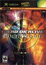 Box cover for Dead or Alive Ultimate on the Microsoft Xbox.