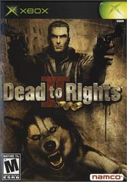 Box cover for Dead to Rights 2 on the Microsoft Xbox.