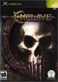 Box cover for Enclave on the Microsoft Xbox.