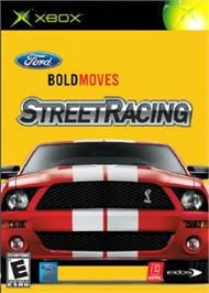 Box cover for Ford Bold Moves Street Racing on the Microsoft Xbox.