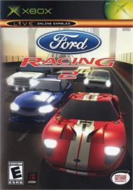 Box cover for Ford Racing 2 on the Microsoft Xbox.