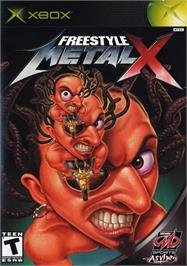 Box cover for Freestyle MetalX on the Microsoft Xbox.