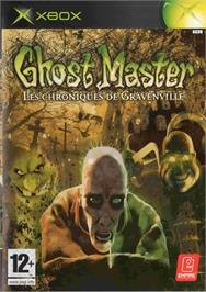 Box cover for Ghost Master: The Gravenville Chronicles on the Microsoft Xbox.