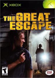 Box cover for Great Escape on the Microsoft Xbox.