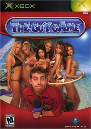 Box cover for Guy Game on the Microsoft Xbox.