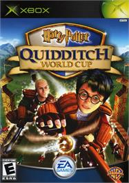 Box cover for Harry Potter: Quidditch World Cup on the Microsoft Xbox.