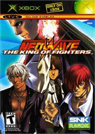 Box cover for King of Fighters: Neowave on the Microsoft Xbox.