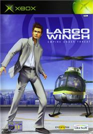 Box cover for Largo Winch: Empire Under Threat on the Microsoft Xbox.