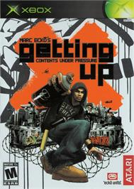 Box cover for Marc Ecko's Getting Up: Contents Under Pressure (Limited Edition) on the Microsoft Xbox.
