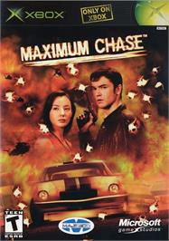 Box cover for Maximum Chase on the Microsoft Xbox.