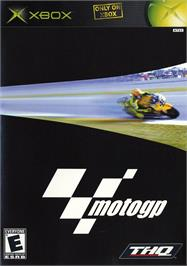Box cover for MotoGP: Ultimate Racing Technology 3 on the Microsoft Xbox.