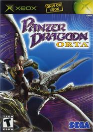 Box cover for Panzer Dragoon Orta on the Microsoft Xbox.