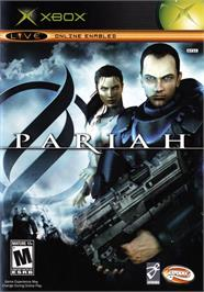 Box cover for Pariah on the Microsoft Xbox.