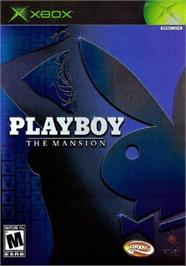 Box cover for Playboy: The Mansion on the Microsoft Xbox.
