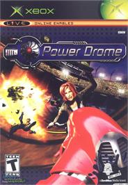 Box cover for Powerdrome on the Microsoft Xbox.