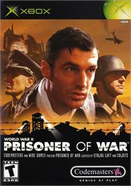 Box cover for Prisoner of War on the Microsoft Xbox.