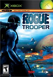 Box cover for Rogue Trooper on the Microsoft Xbox.