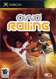 Box cover for Rolling on the Microsoft Xbox.