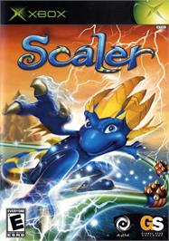 Box cover for Scaler on the Microsoft Xbox.