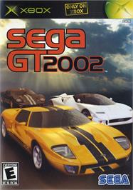 Box cover for Sega GT 2002 on the Microsoft Xbox.