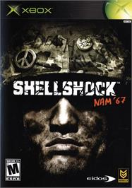 Box cover for Shellshock: Nam '67 on the Microsoft Xbox.