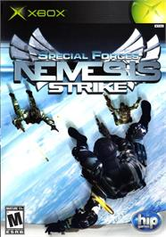 Box cover for Special Forces: Nemesis Strike on the Microsoft Xbox.