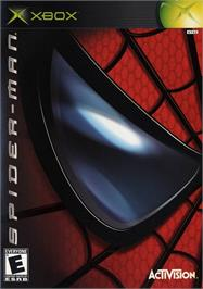 Box cover for Spider-Man: The Movie on the Microsoft Xbox.