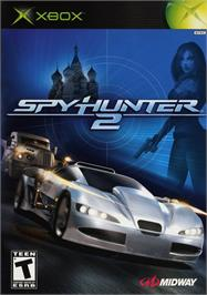 Box cover for Spy Hunter 2 on the Microsoft Xbox.