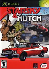 Box cover for Starsky & Hutch on the Microsoft Xbox.