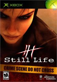 Box cover for Still Life on the Microsoft Xbox.