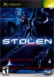 Box cover for Stolen on the Microsoft Xbox.