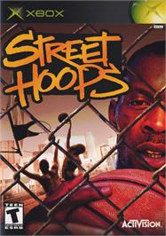 Box cover for Street Hoops on the Microsoft Xbox.
