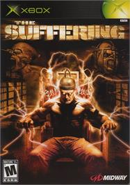 Box cover for Suffering on the Microsoft Xbox.