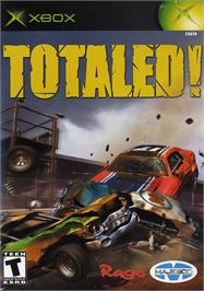 Box cover for Totaled on the Microsoft Xbox.