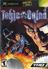Box cover for Toxic Grind on the Microsoft Xbox.