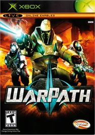 Box cover for WarPath on the Microsoft Xbox.