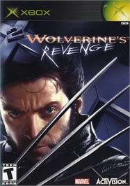 Box cover for X2: Wolverine's Revenge on the Microsoft Xbox.