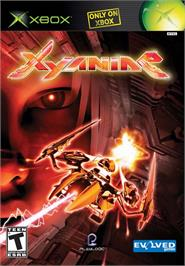 Box cover for Xyanide on the Microsoft Xbox.