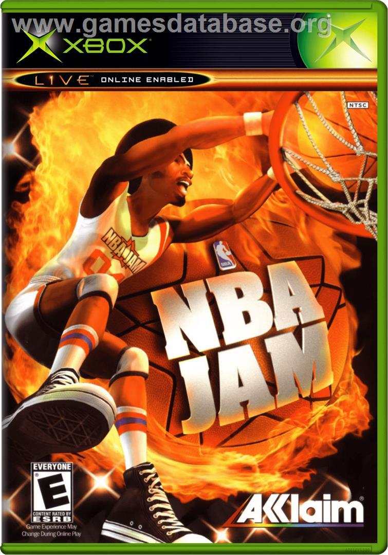 Nba Jam Microsoft Xbox Games Database
