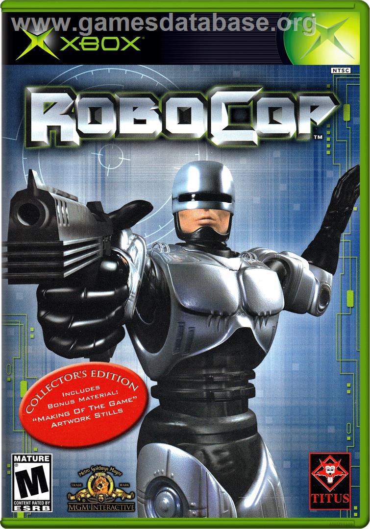 robocop game