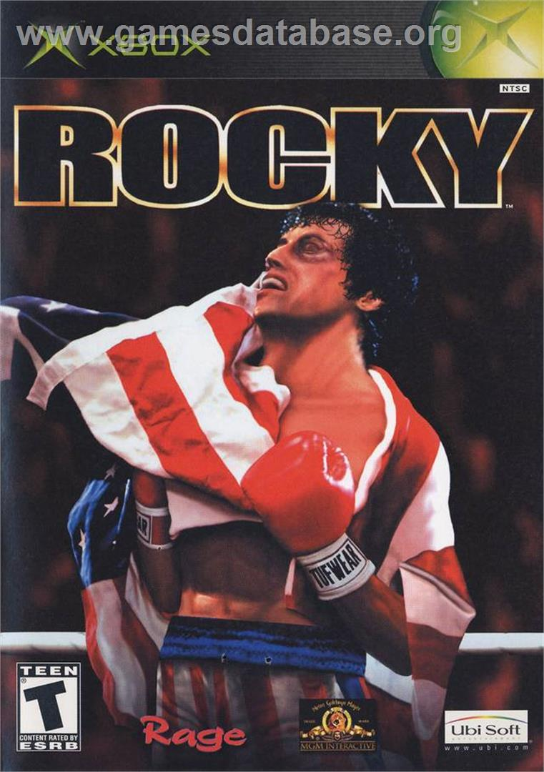 rocky game for xbox 360