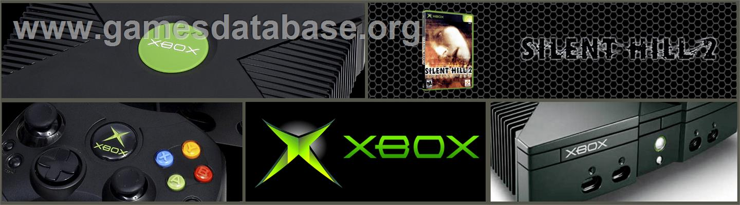 Silent Hill 2: Restless Dreams - Microsoft Xbox - Artwork - Marquee