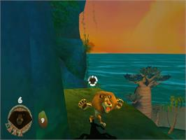 In game image of Madagascar on the Microsoft Xbox.
