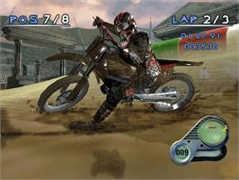 In game image of SX Superstar on the Microsoft Xbox.