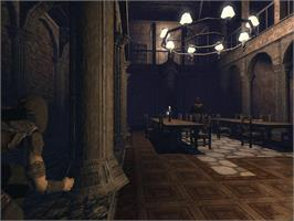 In game image of Thief: Deadly Shadows on the Microsoft Xbox.