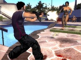 In game image of Total Overdose: A Gunslinger's Tale in Mexico on the Microsoft Xbox.