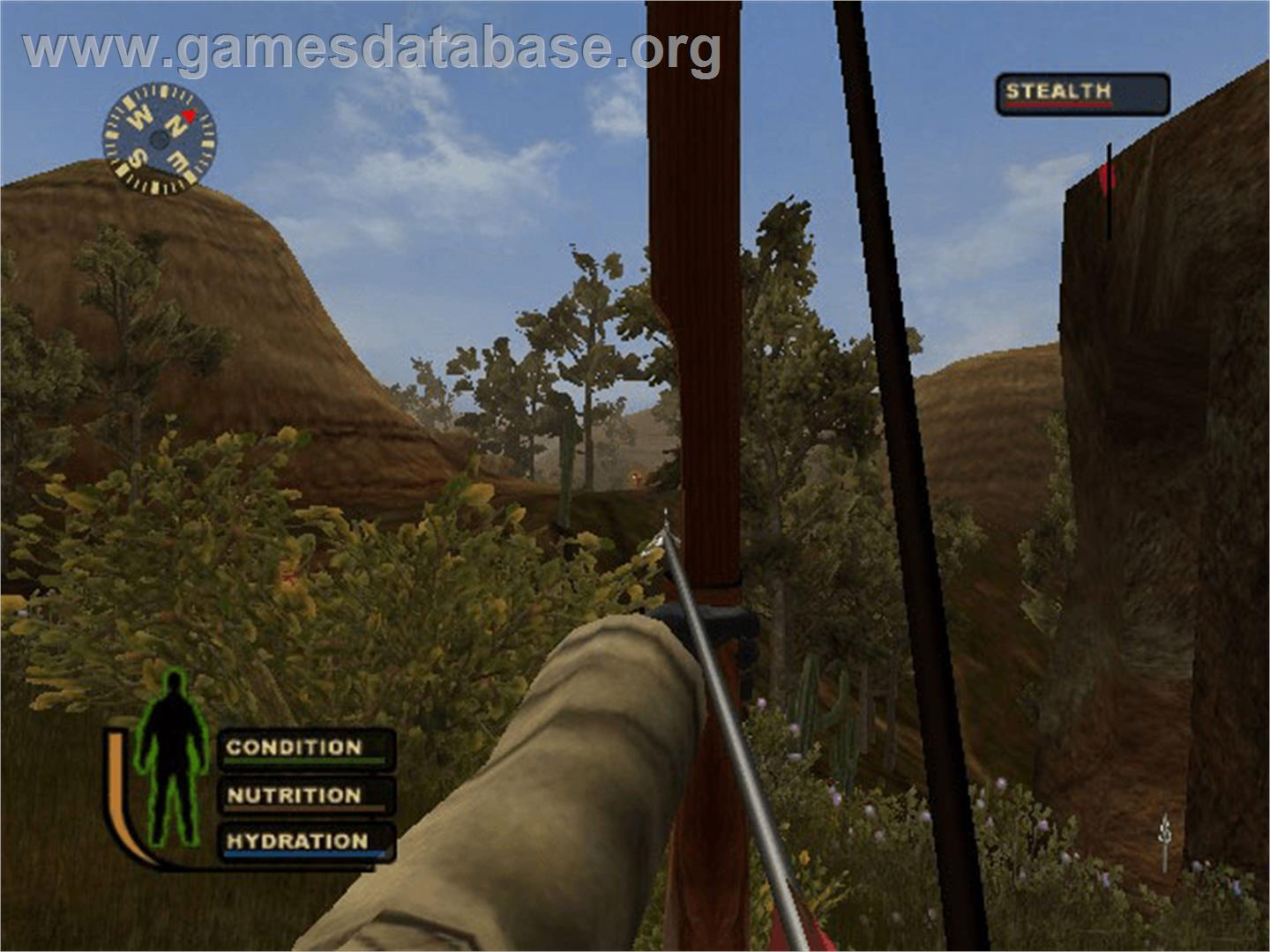 Cabela 39 s deer hunt 2004 season microsoft xbox games for Xbox one hunting and fishing games