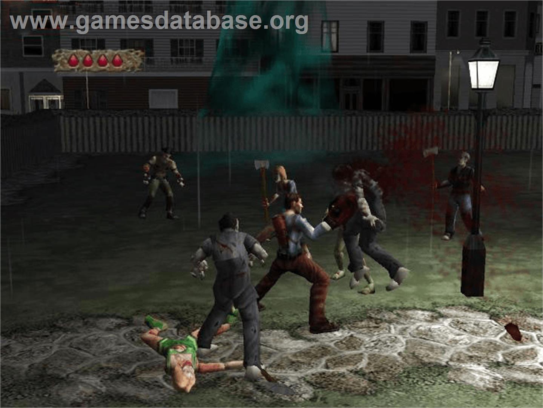 evil dead a fistful of boomstick pc game